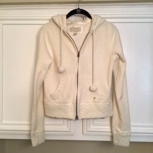 American Eagle Outfitters Sweater Jacket